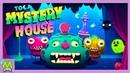 Toca Mystery House/Очень Странный и Жуткий Дом.Кто Спрятался в подвале?Игровой Мультик