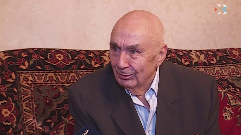 Полному кавалеру ордена Трудовой Славы Юрию Ломанову исполнилось 77 лет