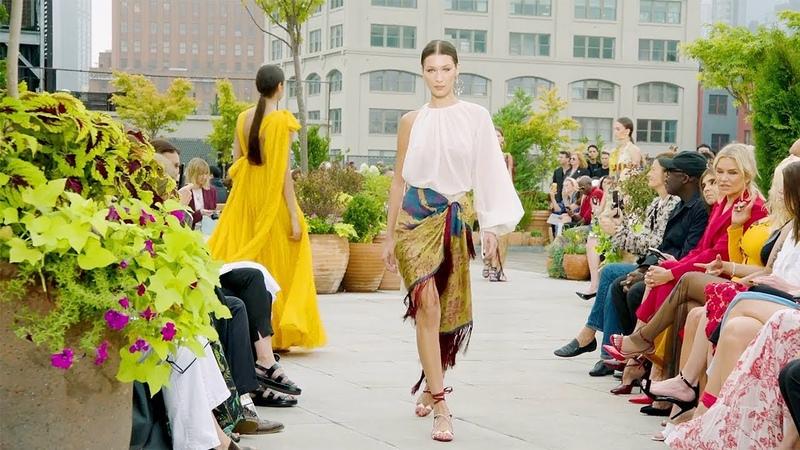 Oscar de La Renta | Spring Summer 2019 Full Fashion Show | Exclusive