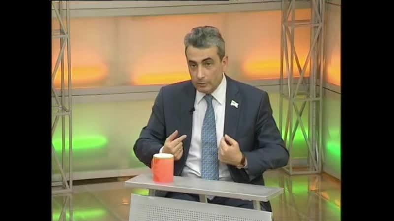 Лев Шлосберг в эфире телеканала «НСК-49»: «Власть взяла к руководству концепцию осаждённой крепости»