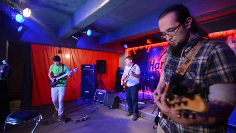 Hardway - Highway Star, Deep Purple cover в HardRock cafe 23/06/2018