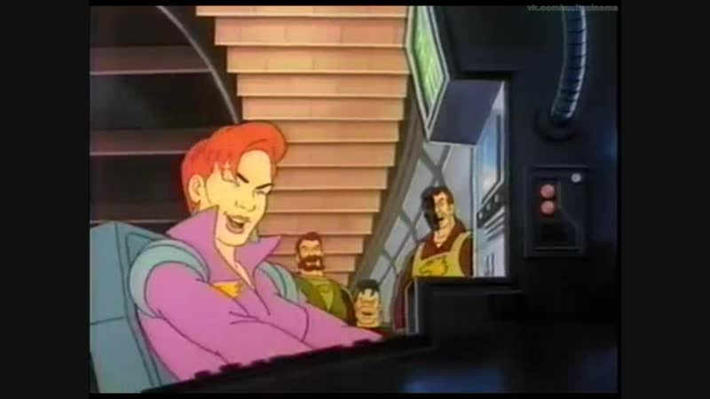 Незримая сила / Shadow Strikers [pilot] (1990)