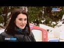 В телевизоре с горы: команда ГТРК Саратов готовится к битве санок