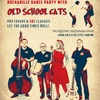 Rockabilly party with OLD SCHOOL CATS   07.02