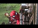 Batalha Em Nova York DUBLADO HD   Vingadores Guerra Infinita (2018)