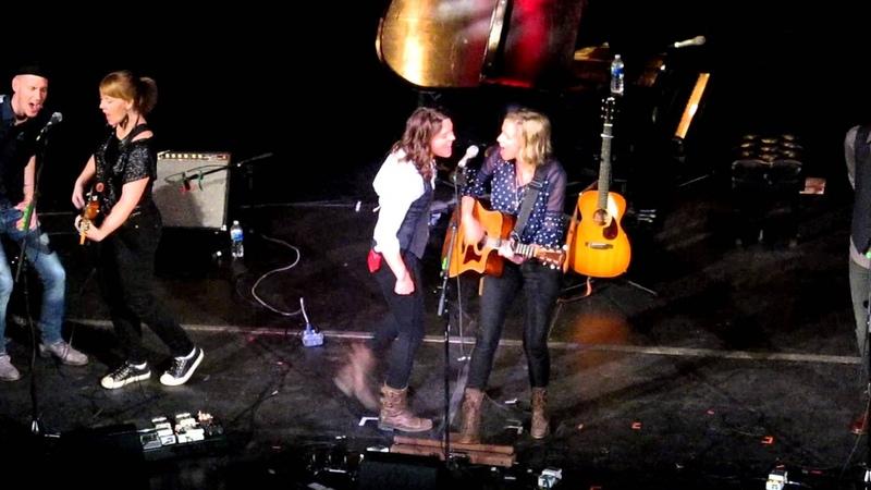 Brandi Carlile and Katie Herzig, Birmingham, 2/10/12
