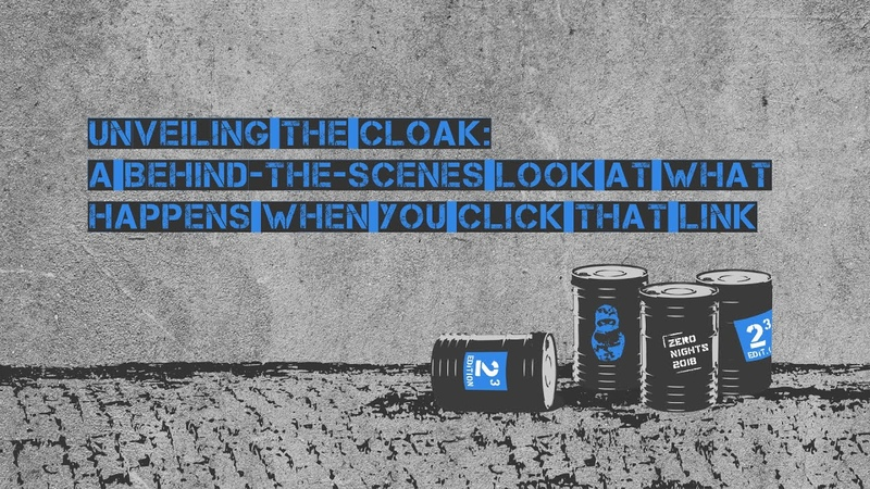 Nesterov I., Shekyan S.- Unveiling the cloak A look at what happens when you click that link