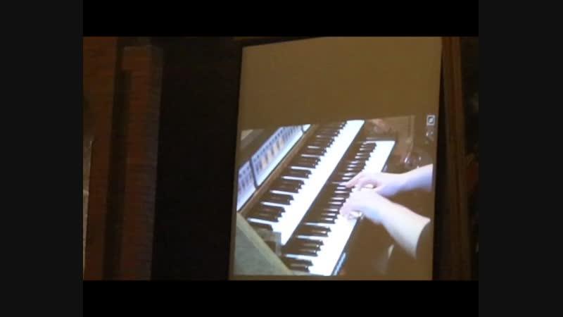 Урок ОРКСЭ: концерт органа и скрипки в католическом соборе