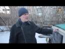 Автомобили предприятия «Вода Донбасса» после обстрела со стороны ВСУ