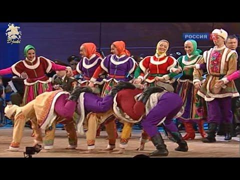 Зимушка (Winter) - Dance group Alexandrov Ensemble (2009)
