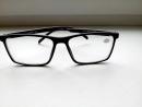 Мужские очки для коррекции зрения, белая линза, пластиковая матовая оправа