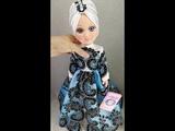 Именная кукла для красавицы Салии