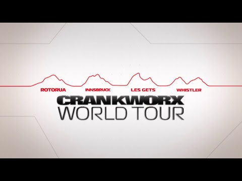 Crankworx 2018 - Canadian Open DH presented by iXS
