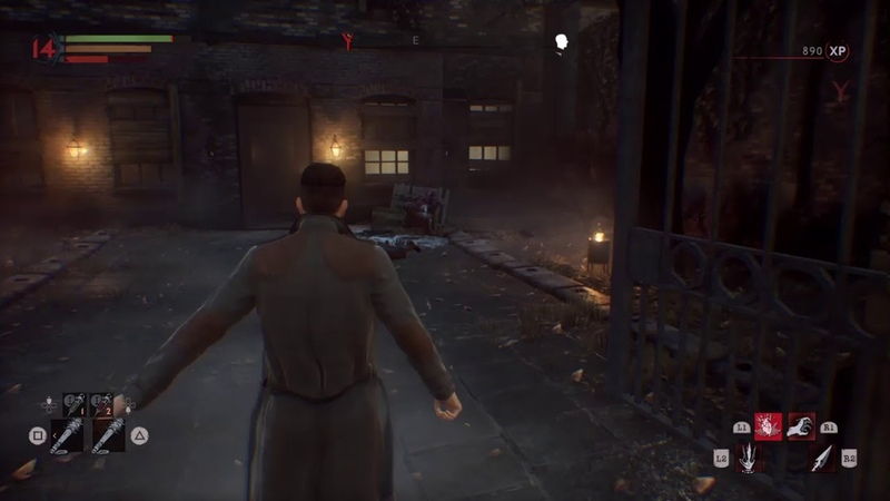 Vampyr PS4 Walkthrough Gameplay 1080p part 18