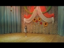 Коротыш Вероника, полуфинал Всеукраинского телеконкурса ЗІрки та зіроньки