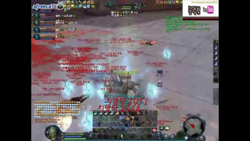 [군림보] AION 분노수나전 천마족 연합 전쟁 살성 사령관 변신 Assassin Army Commender Xfom PvP