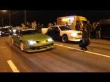 honda pRelude  vs Toyota Crown