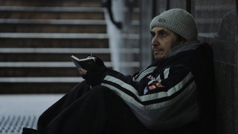 Короткометражный фильм Попрошайка Panhandler short film
