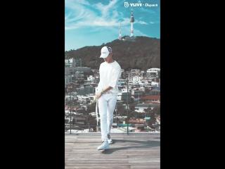 180915 Taeyong (NCT) @ Naver V Live x Dispatch