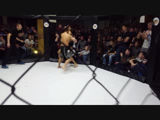 Фахриддин Халматов vs Самир Овечкин