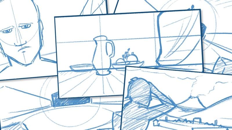 Drawing Fundamentals: COMPOSITION