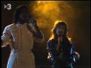 Jermaine Jackson Pia Zadora - When The Rain Begins To Fall (Spain - Àngel Casas Show, 05.02.1985)