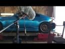 CREA SOUND Backstage Dyno Sound Recording Nissan 350Z