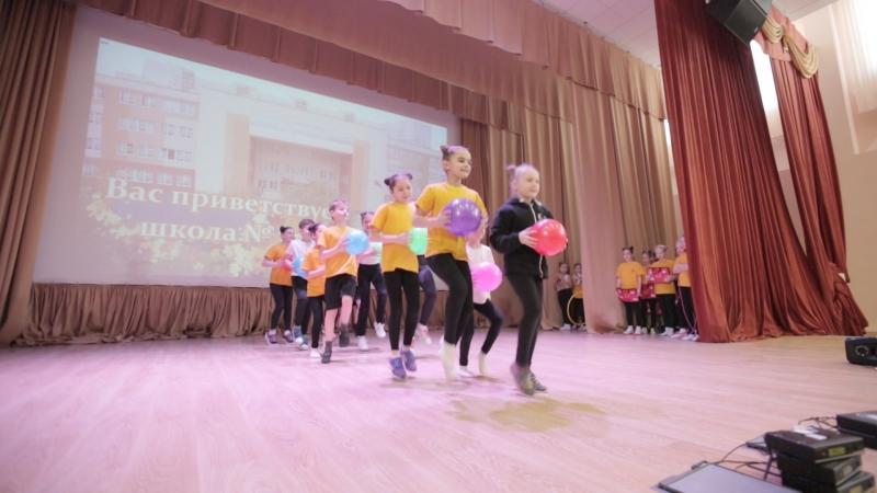 Концерт «Школа приветствует вас» прошел в школе № 376.