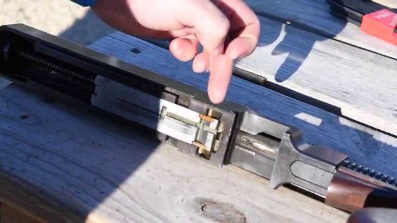 Thompson Blish Lock Takedown