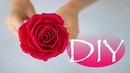 Зимняя роза к Новому году / DIY Tsvoric / Winter Rose for the New Year