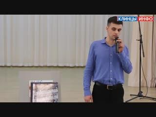 Алексей, Алешенька, сынок.. Передача фотографии родственникам солдата в Клинцах
