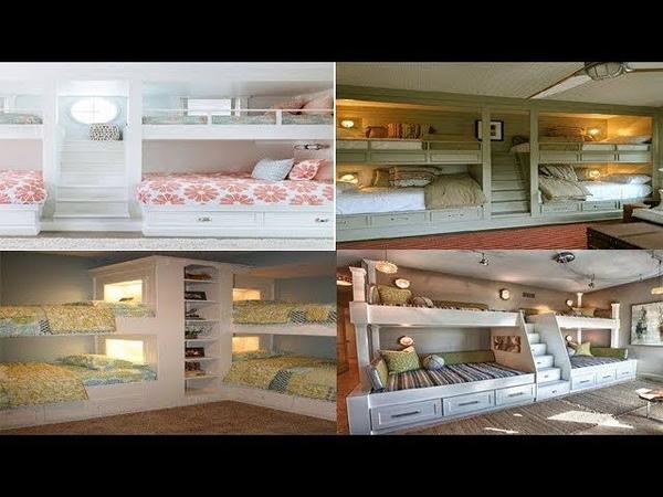 25 Modren Kids Bed Room Ideas For Bunk Beds