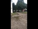 Первый день съёмок в усадьбе Ивановское