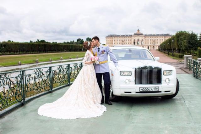 Свадьба Сергея и Юлии в Летнем Дворце