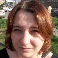 Анкета Евгения Уфимцева
