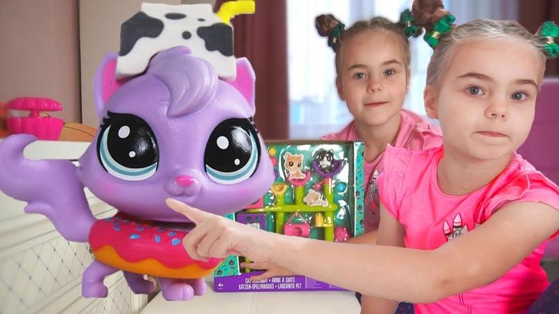 Новая коллекция игрушек Littlest Pet Shop Food Fest– петы в консервных баночках от Hasbro.