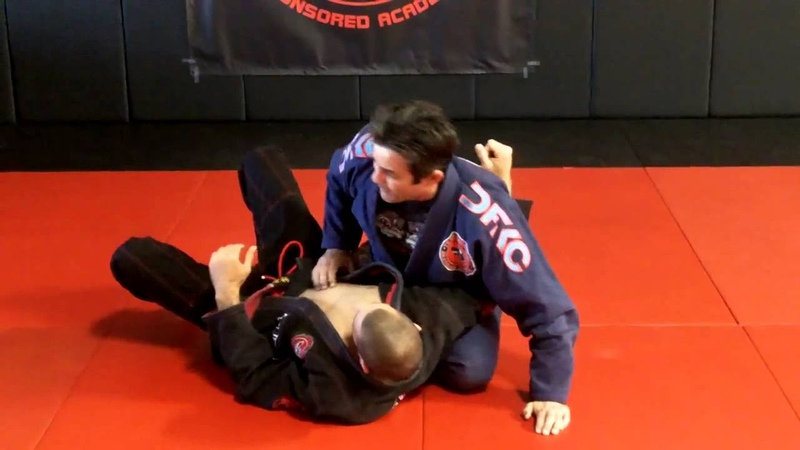 Jiu Jitsu Techniques - Arm Bar from Side Control