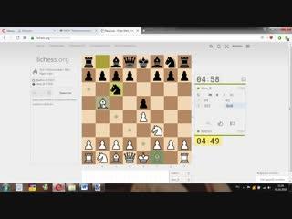 Balthin - Alan (1.e4 e5 2. Kf3 Kc6 3. Cc4 Cc5 4. c3)