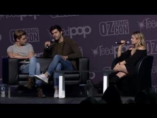 Oz Comic-Con - Shadowhunters Panel