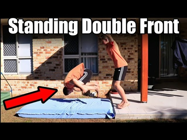 Standing Double Front off Tiles | Best of June 2018