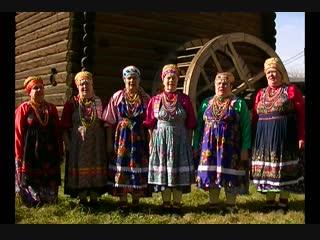 Фольклорный народный коллектив «Музейная мозаика» - «Ой да что ж ты пташка»