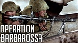 Operation Barbarossa - Invasion of the Soviet Union 1941 HD Colour