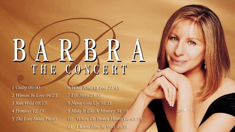 Álbum completo de los mejores éxitos de Barbra Streisand Las mejore canciones de Streisand de Barbra