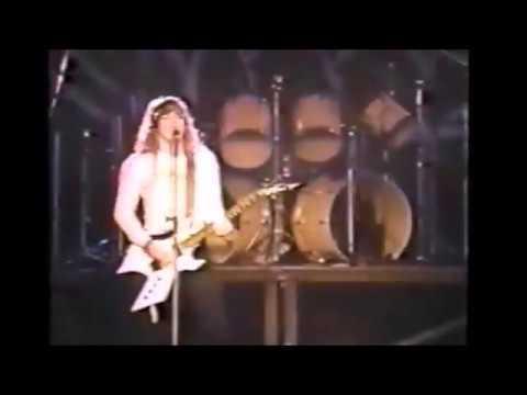 Sepultura - Live at Projeto Leste, Sao Paulo 1988 (FULL CONCERT)