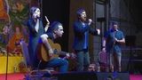 Учения в Риге 2018. День 3. Музыкальное подношение от группы SunSay