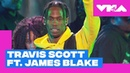 Travis Scott James Blake Perform 'Stargazing' / 'Stop Trying To Be God' / 'Sicko Mode' | 2018 VMAs