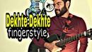 Dekhte Dekhte Fingerstyle Version Atif Aslam Shahid Kapoor Shraddha Kapoor Guitar Cover