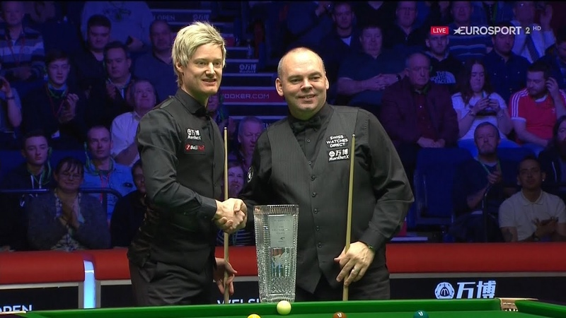 Stuart Bingham vs Neil Robertson Short Form FULL 2019 HD SESSION 1