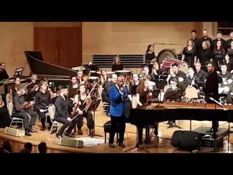 Paul Anthony Romero live in Moscow 2018 09 13 pt. 8 (Necropolis Theme)