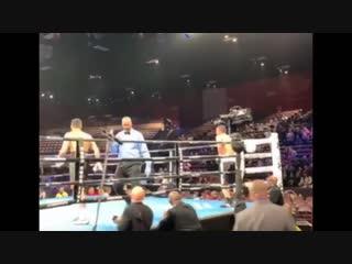 Как проигравший Елеусинову узбек в первом раунде «вынес» боксера с 41 победой в профи